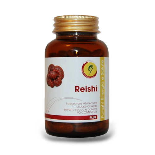 REISHI PLUS a €39.99 da 90 COMPRESSE