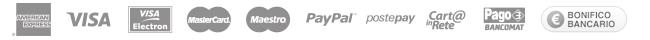 Pagamenti sicuri con Paypal su Agade.it